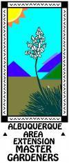 Image of a drawing of a yucca for Albuquerque area extension master gardeners